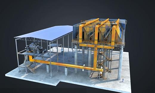 工业机械产品,展会视频制作